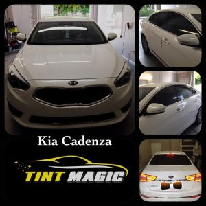 Tint Magic Coral Springs Kia Cadenza