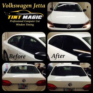 Volkswagen Jetta at Tint Magic Coral Springs
