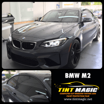 BMW M2 at Tint Magic Window Tinting Coral Springs