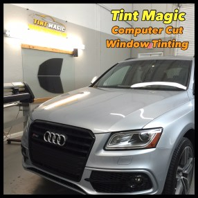 Audi at Tint Magic Window Tinting Coral Springs