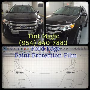 Tint Magic: Ford Edge Paint Protection Film Parkland, Coral Springs, Coconut Creek, Sunrise, Weston, Tamarac, Margate