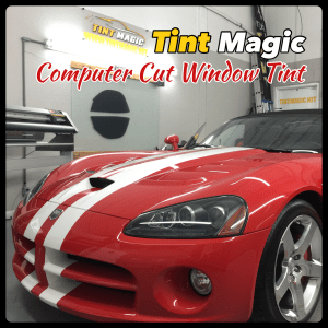 Computer Cut Window Tint at Tint Magic Window Tinting Coral Springs