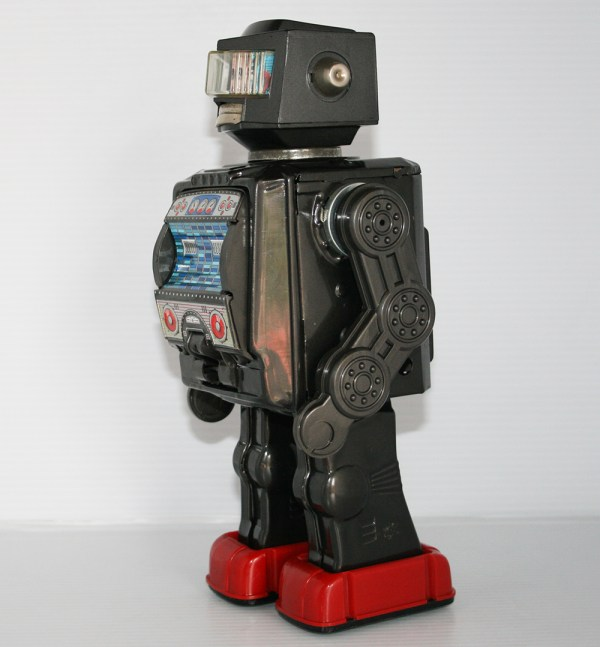 Horikawa Japan 60s Space Astronaut Robot Battery Operated