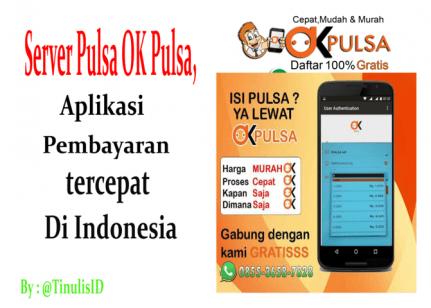Aplikasi Pembayaran tercepat di indonesia