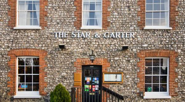 The Star and Garter, East Dean