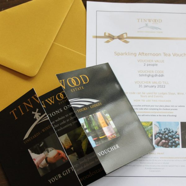 Tinwood Estate Afternoon Tea Voucher
