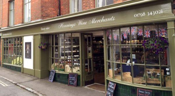 Hennings Wine Merchants