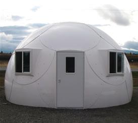 Tiny Dome Homes. Domes Prefabricated Homes