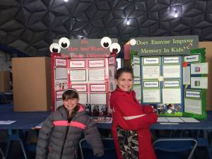 science fair project winner