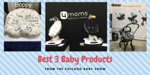 chicagobaby show 3 best products