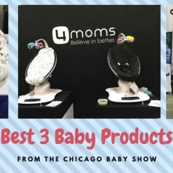 My Three Favorite Baby Products at the Chicago Baby Show