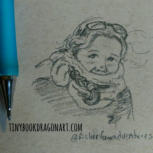 Another #sketch as I work on laying out a commission. Inspired by @fisherfamadventures .#sketchbook #art #artistofig #Portrait #scarf #pencil #pencilsketch #illustration #person #drawingpractice #drawing #dailysketch #dailydrawing #dailydraw