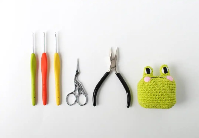 My Amigurumi Crochet Toolkit
