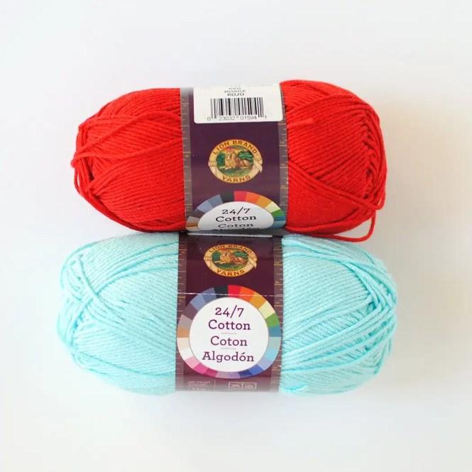 Lion Brand 24/7 Cotton