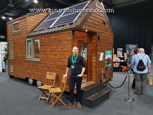 Chris March Tiny Eco Homes