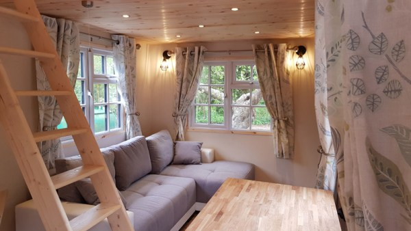 Tiny Homes Custom Built In The UK