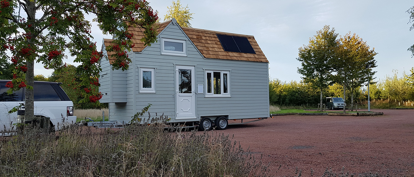 Custom Built Tiny Home