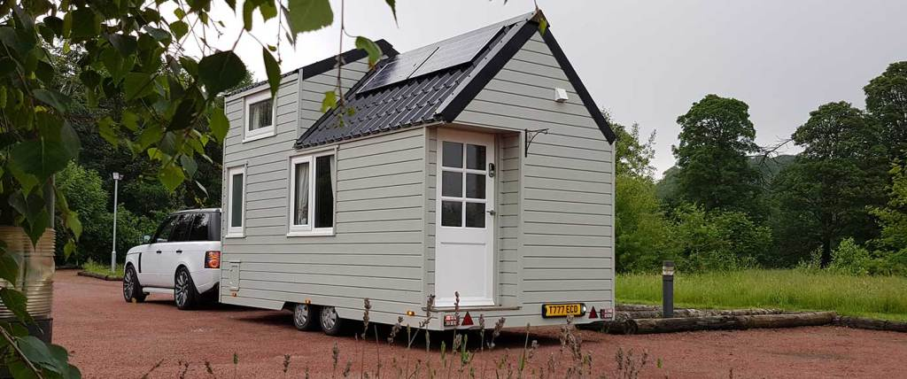 Build A Tiny House