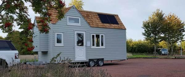 Road Legal Tiny Home