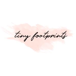 Tiny Footprints Logo