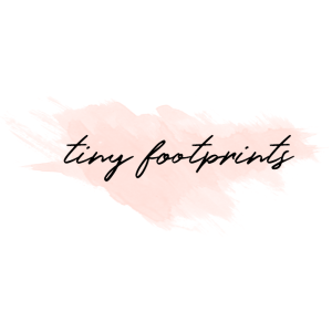 Tiny Footprints Logo