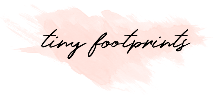 Kinsley's Birth Story Tiny Footprints Blog