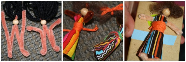 How To Make A Worry Doll 8 Different Ways Tiny Fry