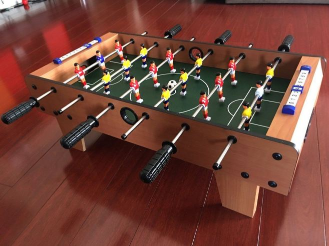 Best Foosball Table For Kids Promote Coordination And - Tournament soccer foosball table