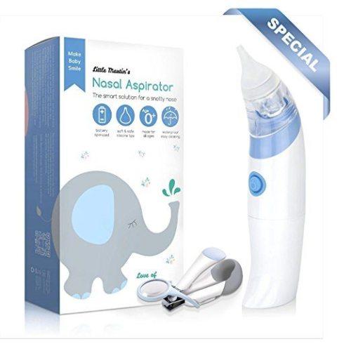 Best nasal aspirator for babies