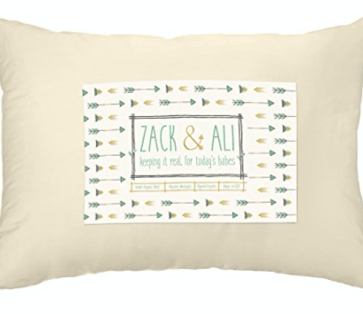 Best Organic Toddler Pillow For A Safer Softer Slumber