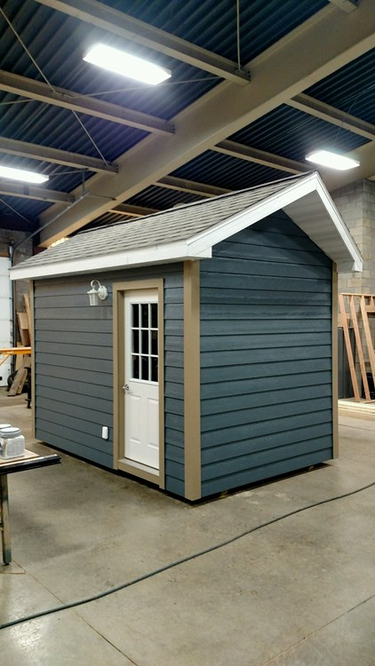 Tiny House For Sale 8x12 Building Tiny House
