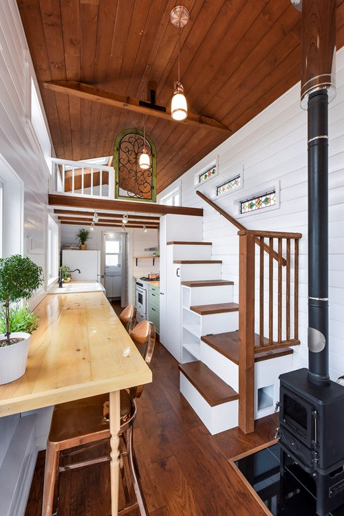 Tiny House For Sale 30ft Custom Loft Edition Tiny Home