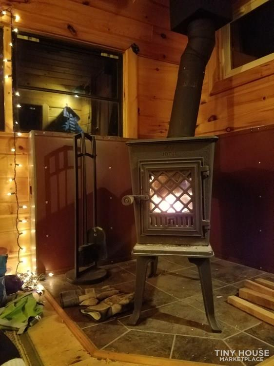 Tiny House For Sale Converted School Bus Quot Cabin Quot