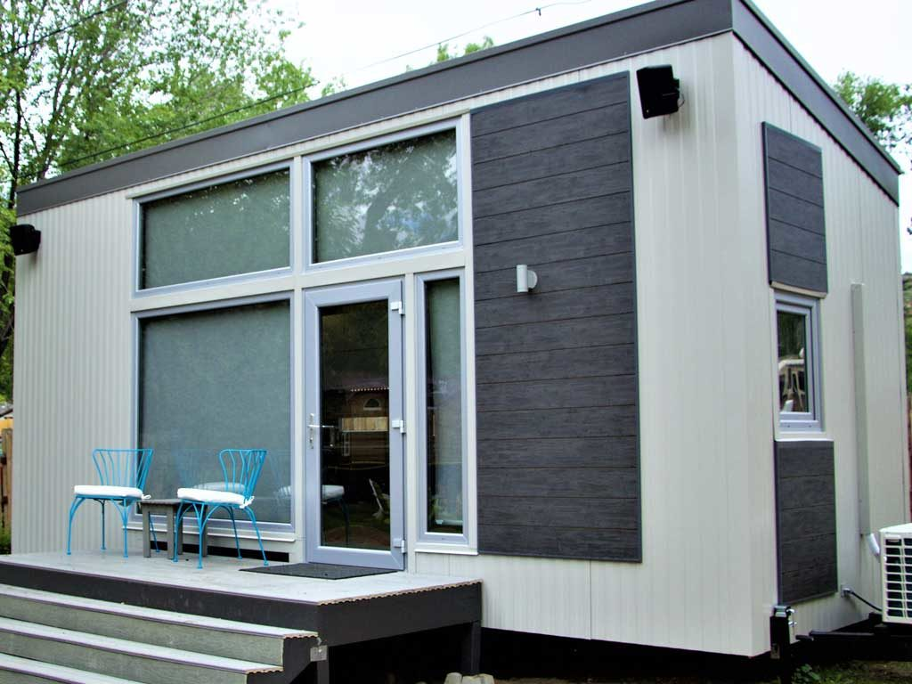 Steelgenics Tiny Home