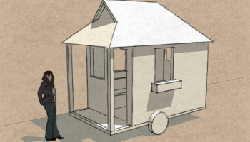 32 x 8 Mobile Tiny House Concept