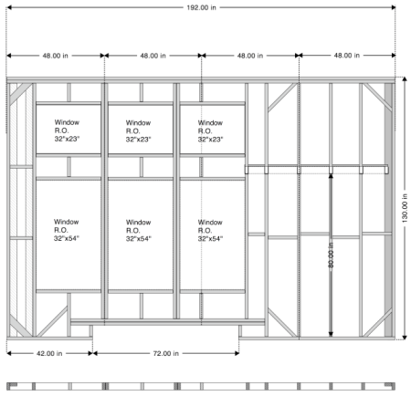 Updated tiny solar house plans for Small solar home plans