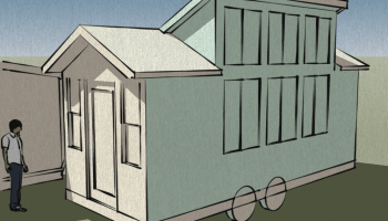 More Sketches Of The Tiny Simple House - Tiny house design tool