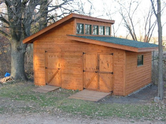 Sean's Shed