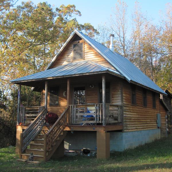 Tiny Homes Design: Tumbleweed Mulfinger At Potluck Community Farm