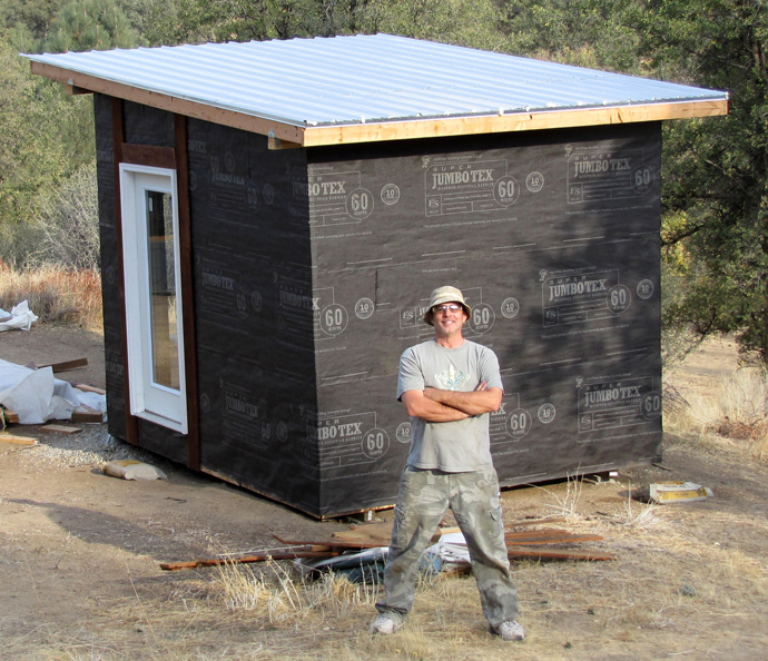 Urban Rancher Has A Galvalume Roof