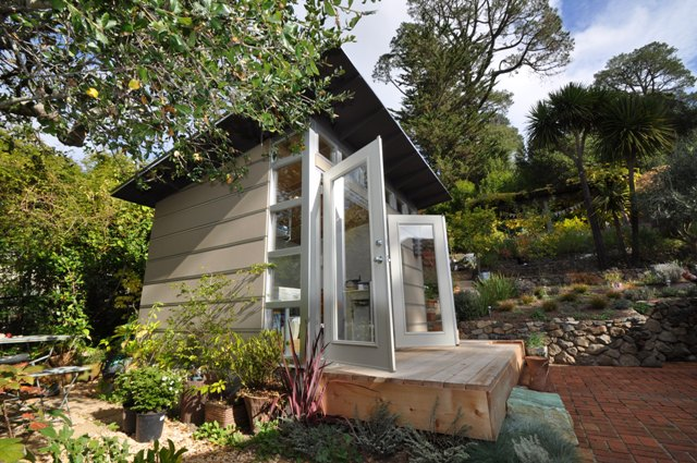 Charming Studio Shed Makes Prefab Sheds And Garages That Can Be Setup Quickly And  Used As A Backyard Shed, Studio, Garage, Backyard Home Office. Pictures Gallery