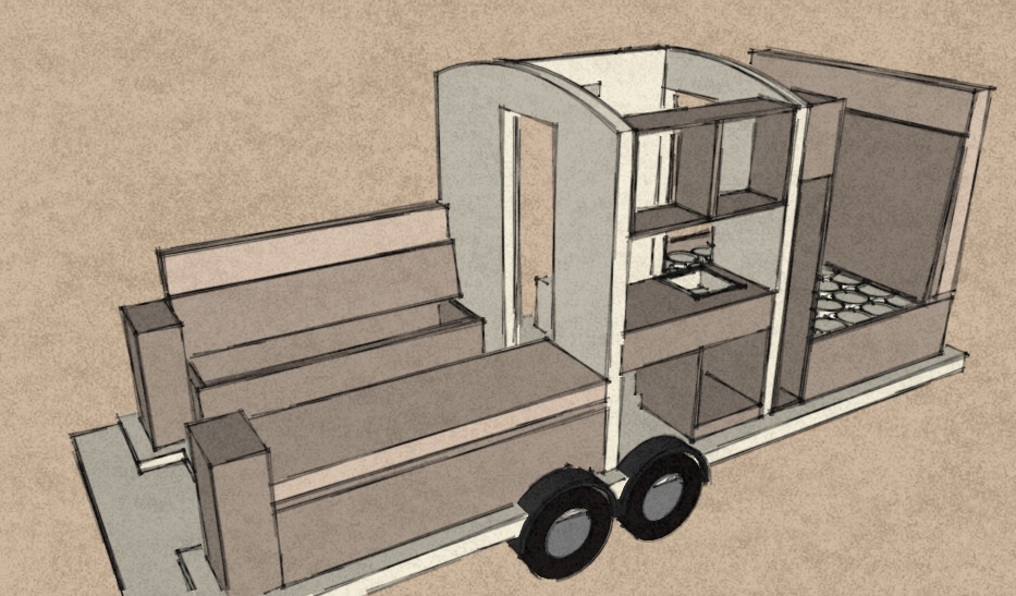 Bug Out Cabin Plans : Bug out house