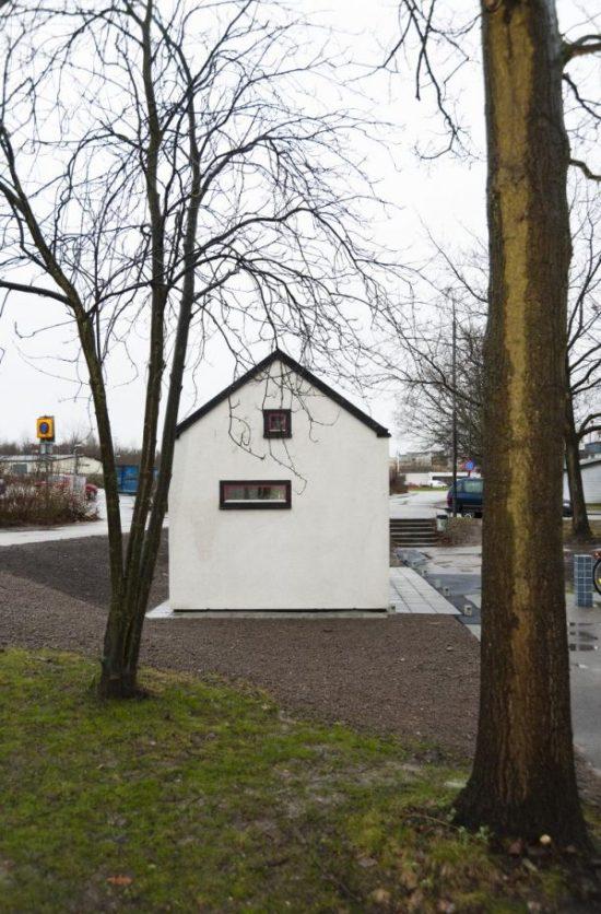 Lund Apartment - Exterior