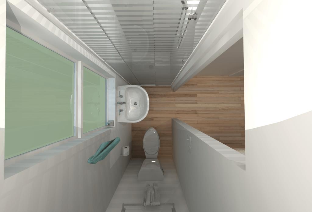 Tiny Home Bathroom Design: A Photorealistic Plugin For SketchUp