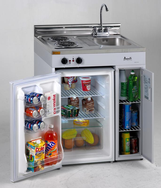 Portable Mini Kitchen: Complete Mini Kitchens