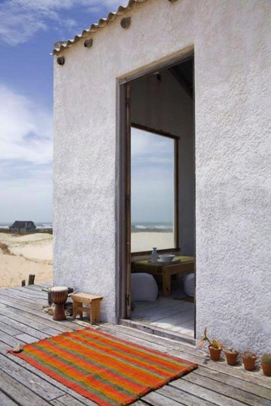 Beach House in Uruguay - Entry