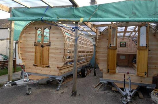 Gregs Gypsy Bowtops - Under Construction