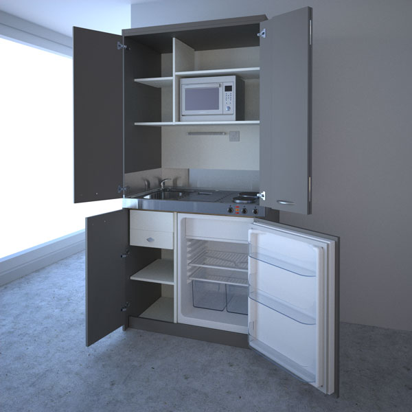 Complete Mini Kitchens