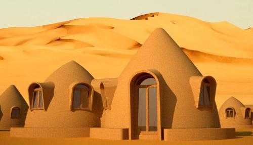 Tinyville Earthbag Dome