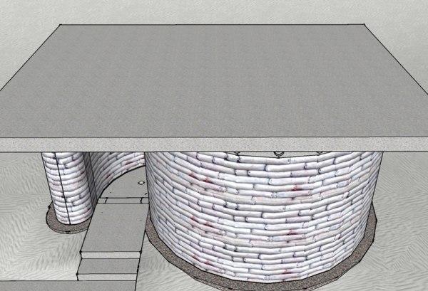 Spiral Shelter - Step 4